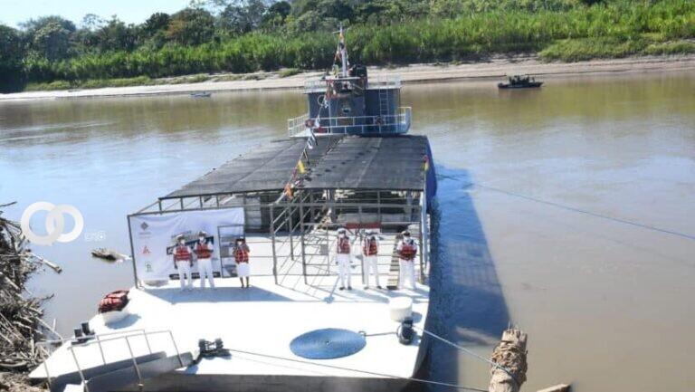 Hidrovía Ichilo Mamoré fortalecerá la producción del mercado interno
