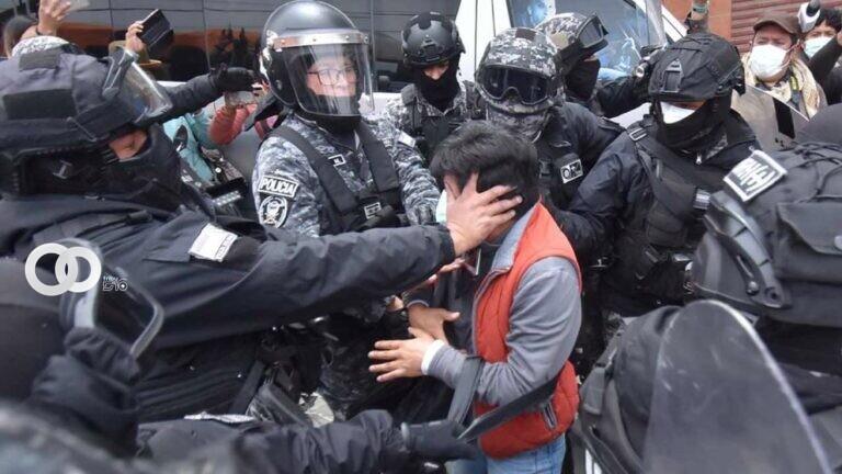 Defensoría del Pueblo pide informe sobre arresto de un periodista