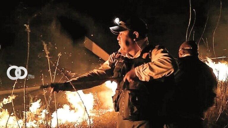 ABT inicia procesos penales por quemas ilegales en Santa Cruz