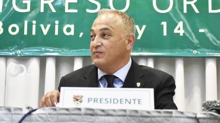 """""""Vamos a evaluar permanentemente al DT"""" aseguro Fernando Costa"""