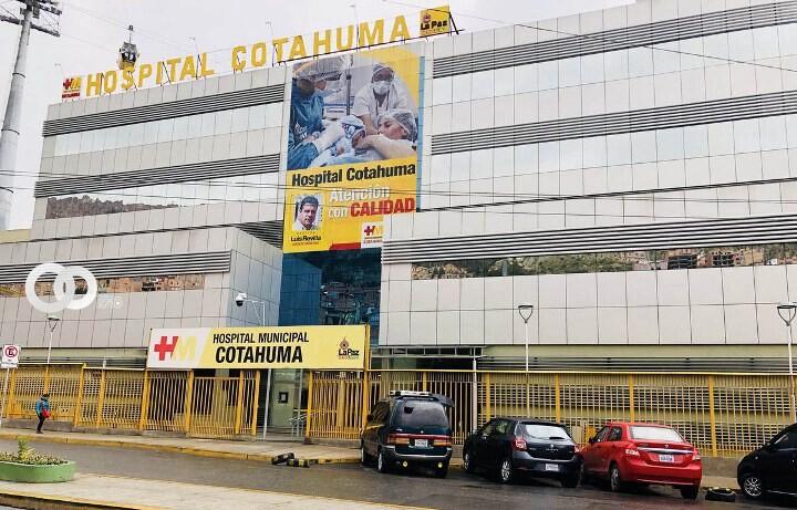 Hospital de Cotahuma