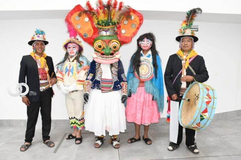 Freddy Mamani presentó proyecto de ley para difundir la danza «Jach'a Tata Danzante»
