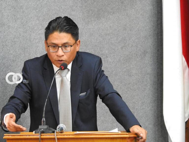 Ministro de Justicia indicó que se busca garantizar la transparencia en autoridades de justicia