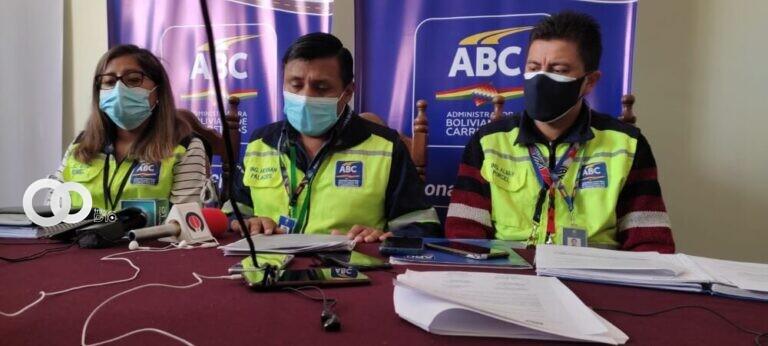 ABC impulsa proyectos de construcción en el departamento de Chuquisaca