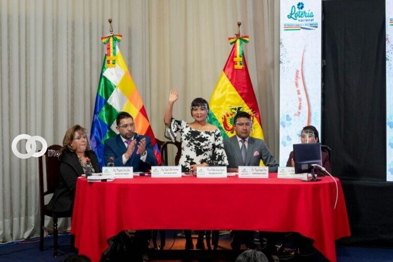 La Paz fue el departamento ganador del sorteo Lotería Nacional