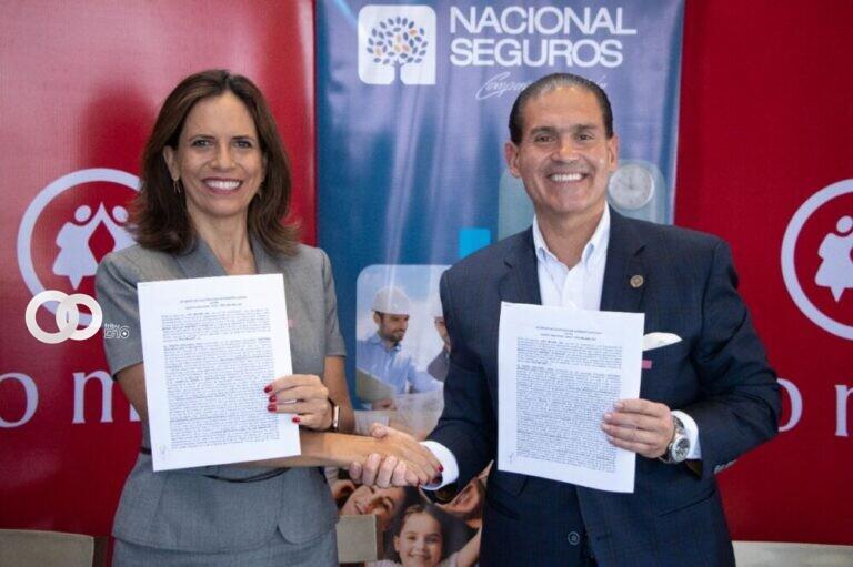 Pro Mujer y Nacional Vida hacen una alianza para prevenir la violencia de género