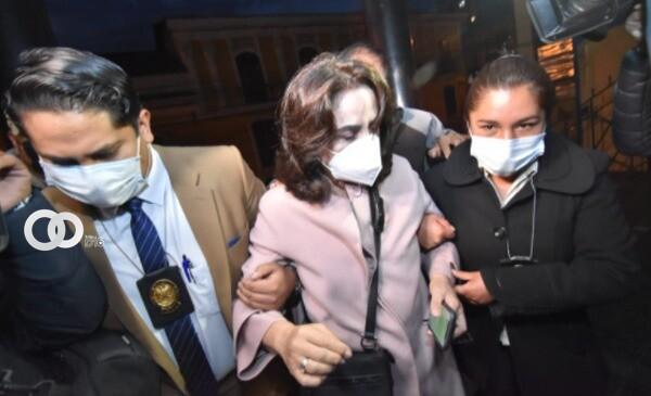 Hermana del empresario Samuel Doria Medina fue liberada