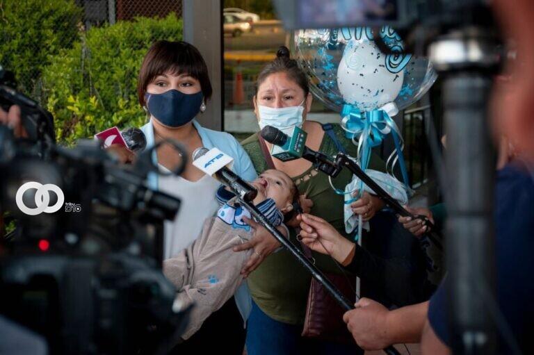 """Salud: """"Bebé Thiago será operado en la ciudad de Cochabamba"""""""
