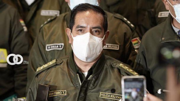 Ex comandante de la Policía fue arrestado por el caso masacre de Senkata