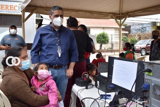 SERECÍ brindará 600 certificados de nacimiento gratuitos en Santa Cruz