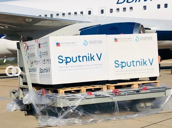 Bolivia recibirá 370.000 segundas dosis de vacunas Sputnik V