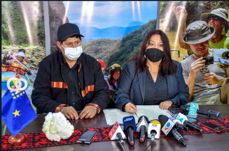 Arranca la Semana Plurinacional de Turismo e inicia en Cochabamba