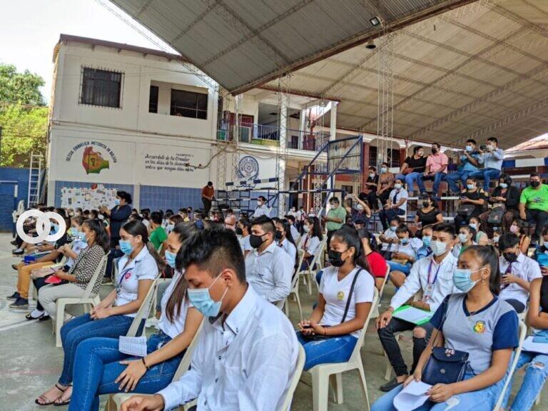 Beni: Ministerio de Educación fomenta la organización del Congreso de Estudiantes de Secundaria