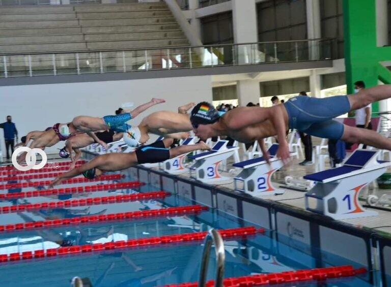 Sudamericano Juvenil de natación fue cambiada a Lima Perú
