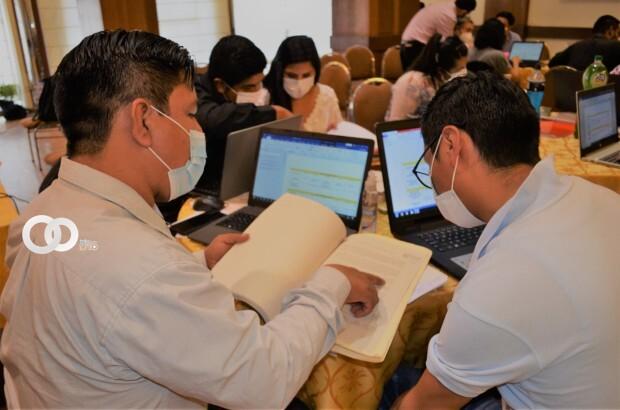 OEP lleva a cabo el taller de consulta previa, libre e informada para analizar instrumentos técnicos