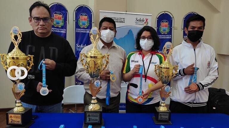 Cochabamba conocerá a su tercer clasificado a la Final Mayores de ajedrez este martes