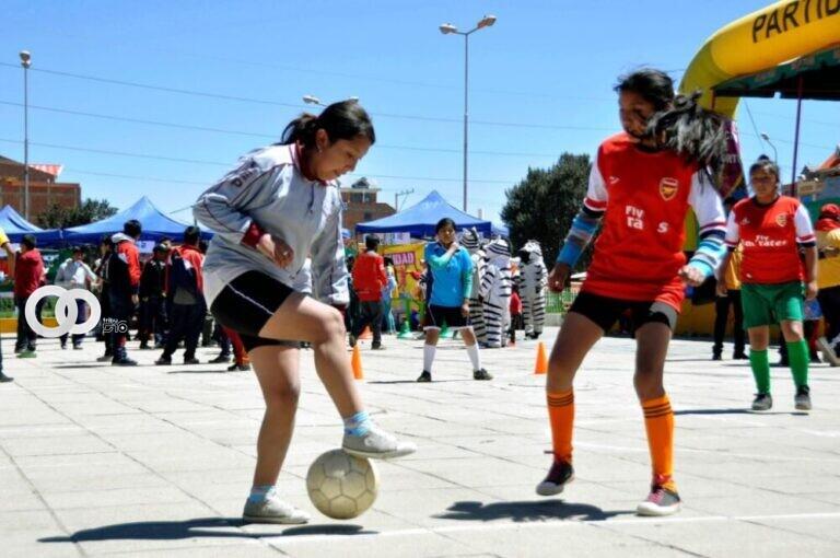 Se realizará feria deportiva y caravana ciclística por el día del Peatón en El Alto