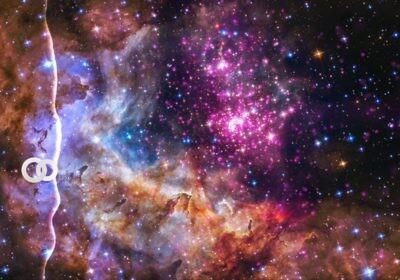NASA transforma una estrella muerta en sonido