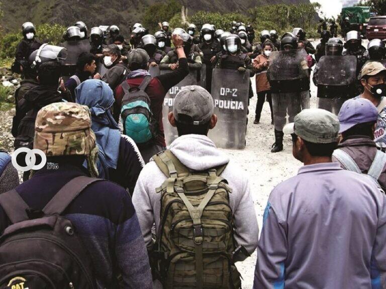 Siete cocaleros de los Yungas fueron arrestados por la Fiscalía