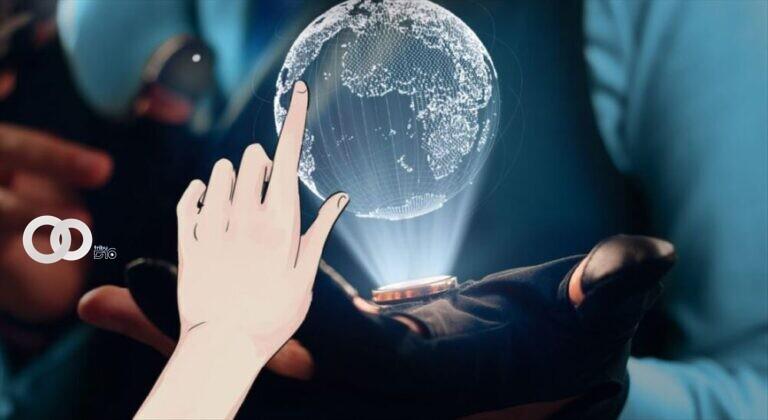 Hologramas que pueden tocarse gracias a chorros de aire