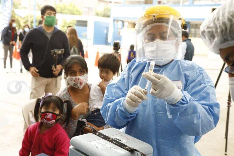 Campaña 'Vacunatón' se llevó a cabo en Santa Cruz