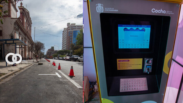 Cochabamba estrenará Parqueo Inteligente y prevén prueba piloto de Parquímetros