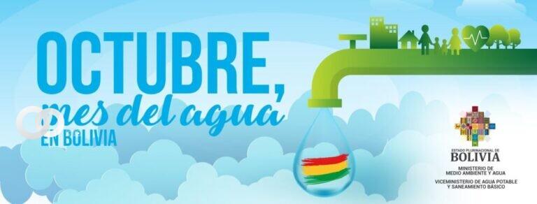 """Octubre """"Mes del Agua"""" habrá actividades por parte del Ministerio del Medio Ambiente"""