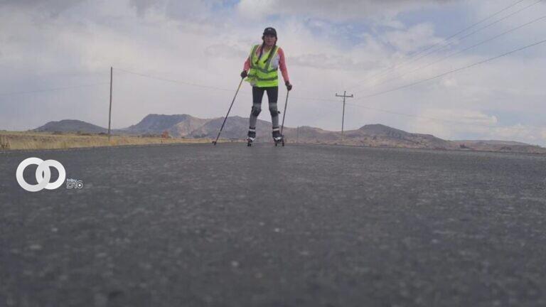 Se realizará el primer Nacional de Rollerski en Bolivia
