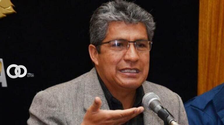 Novillo califica como «sabotaje» al paro cívico nacional