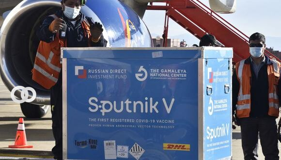 Bolivia: llegarán más de 500 mil segundas dosis de vacunas Sputnik V