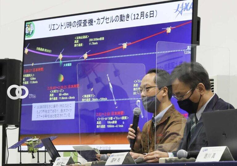Sonda espacial «Hayabusa-2» traerá de vuelta valiosas muestras de asteroides