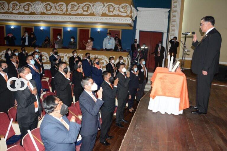 Fiscalía: «posesionan a 55 nuevos fiscales de materia»