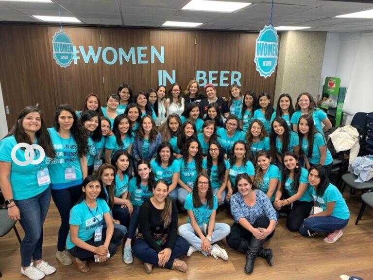 Cervecería Boliviana fomenta la igualdad de género en espacios laborales
