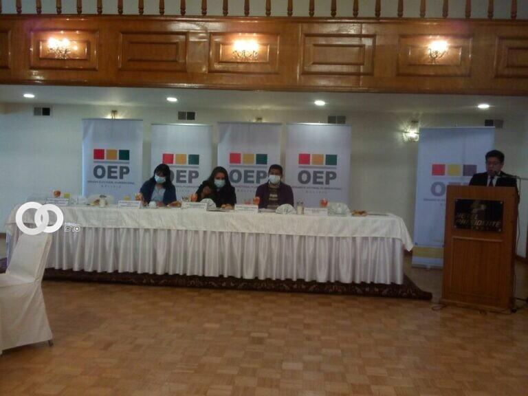 TSE lanza cronograma de actividades por el «mes de la democracia»