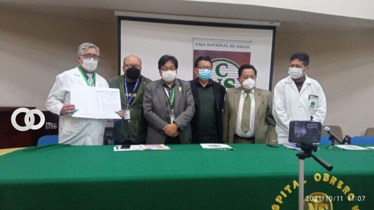 La Paz: Hospital Obrero N°1 reanuda Trasplantes Renales