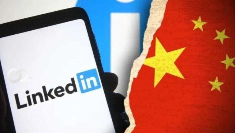 LinkedIn le dice adiós a China