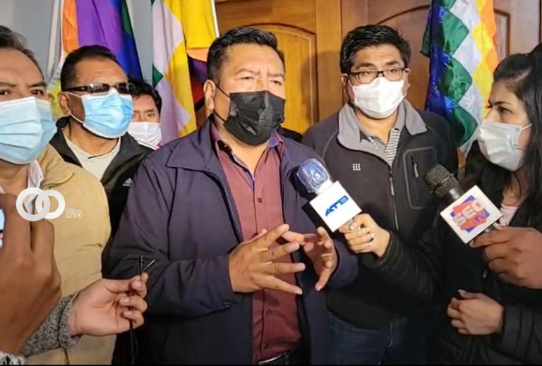 """""""Whipalazo"""" partirá desde la Ceja de El Alto con destino a la plaza San Francisco"""