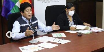 Ministro de obras reprochó el anuncio de la AASANA en realizar un nuevo paro