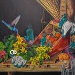 """El trabajo de las barrenderas fue plasmado en exposición pictórica """"La Musa Barrendera"""""""