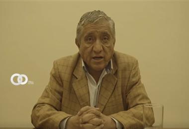 Arias pide a la población paceña acatar el paro cívico del lunes 11