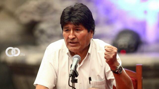 Morales convocó a sus bases para realizar una movilización en Cochabamba