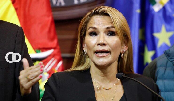"Jeanine Añez: ""mi mandato fue legal en base a la CPE"""