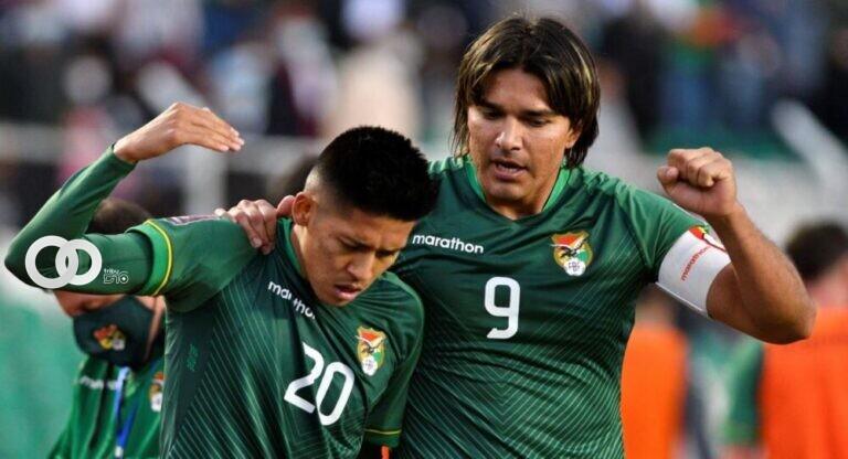 Victoria del seleccionado Boliviano (4) – (0) Paraguay