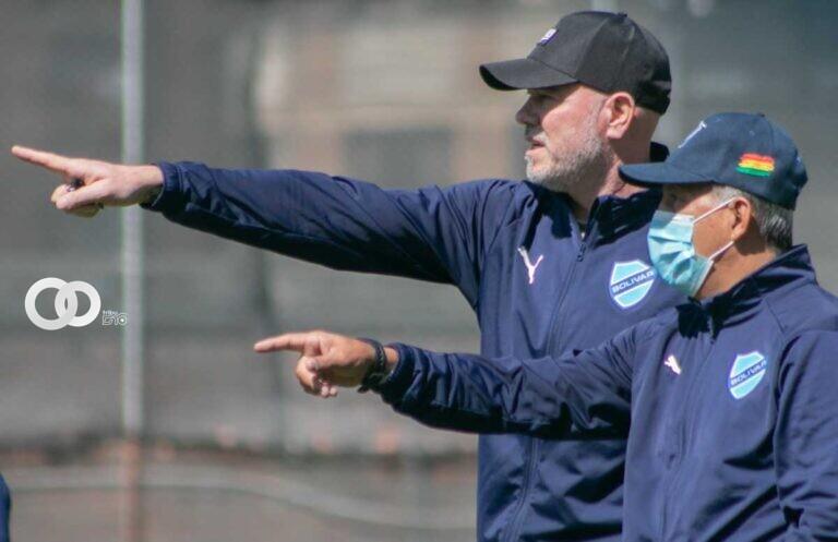 DT de Bolívar pretende catapultar a su equipo en la región