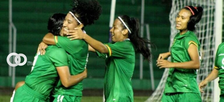 Selección femenina de fútbol se prepara para sus partidos amistosos ante República Dominicana