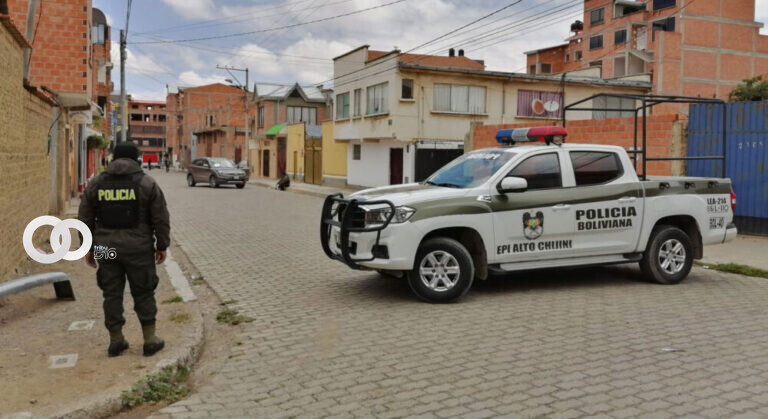 El Alto: antisociales armados despojaron $us 250.000 de dos ciudadanos extranjeros