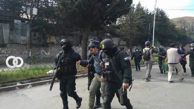 Fiscalía investiga hechos delictivos suscitados en las protestas de ADEPCOCA